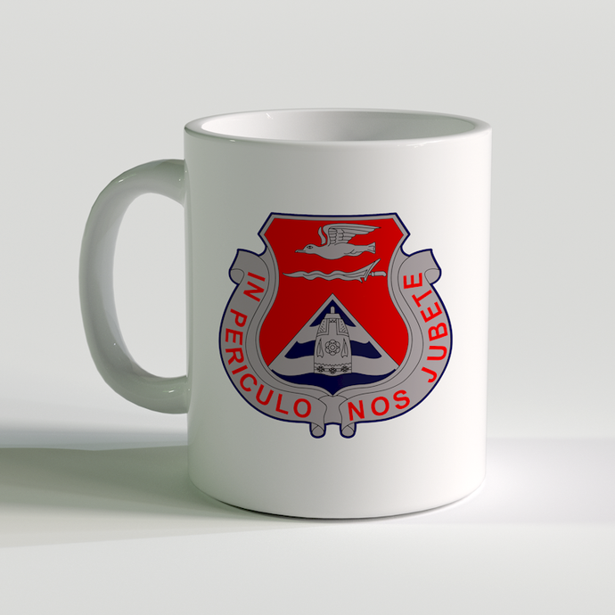 1st Battalion 31st Field Artillery Coffee Mug, Fort Sill 1-31 FA Battalion
