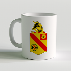 1st Battalion 79th Field Artillery Coffee Mug, Fort Sill 1-79 FA Battalion