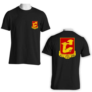 1st Battalion 40th Field Artillery T-Shirt, Fort Sill 1-40 FA Battalion