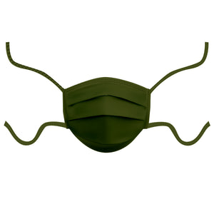 DOD Green Face Mask