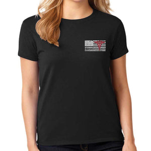 Ladie's Doctor T-Shirt - First Responder Shirt for Women