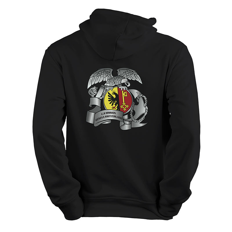 MSG Geneva Detachment Black Sweatshirt