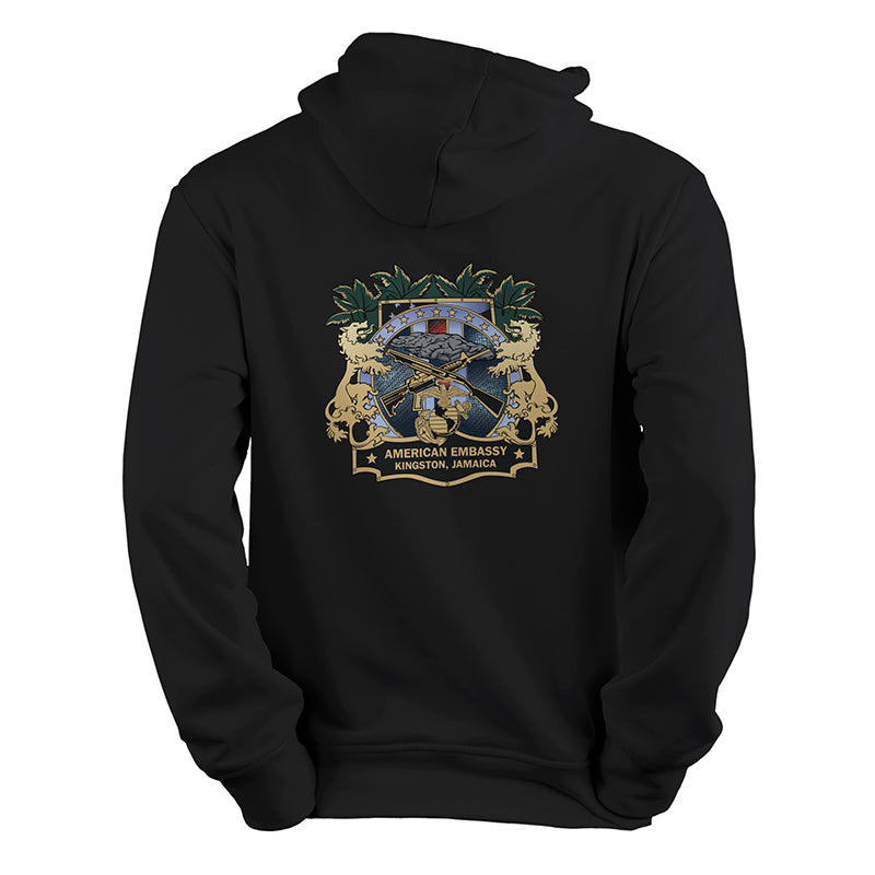 MSG Jamaica Detachment Black Sweatshirt