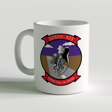 MWSS-473 Unit Coffee Mug, Marine Wing Support Squadron 473, USMC Unit Coffee Mug