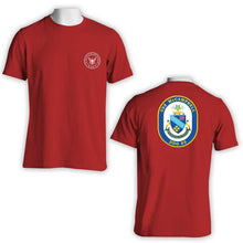 USS McCampbell T-Shirt, DDG 85 T-Shirt, DDG 85, US Navy T-Shirt, US Navy Apparel