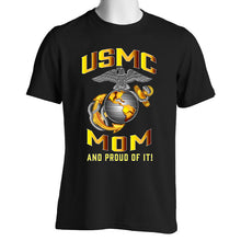 USMC Family, and Proud of It – Marine Graduation T-shirt