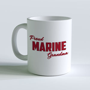 You Might Be a Marine Family If Mug