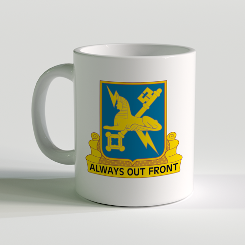 Military Intelligence Corps Coffee Mug, US Army Coffee Mug