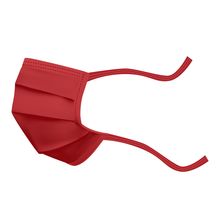 Red Personal Protective Adjustable Personal Face Mask
