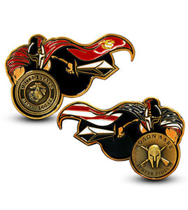 Retail Challenge Coins | Marine Corps Challenge Coins for Sale | Buy