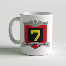 Submarine Squadron 7 Coffee Mug, US Navy Sub Squad 7