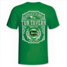 Tun Tavern, Born in a bar, USMC tun tavern t-shirt