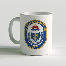 USS Lake Chaplain Coffee Mug, USS Lake Chaplain, CG 57