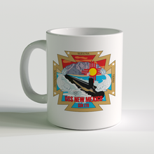 USS New Mexico Coffee Mug, USS New Mexico SSN 779, USN SSN 779