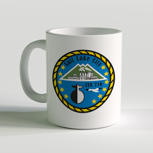 USS Salt Lake City Coffee Mug, USS Salt Lake City SSN 716, USN SSN 716