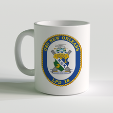 USS New Orleans Coffee Mug, USS New Orleans, LPD 18