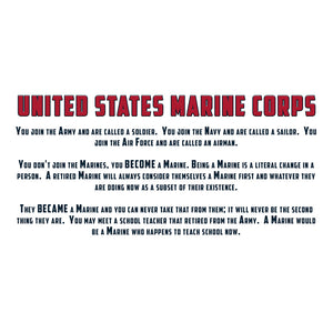 Why Marines Are Special Mug