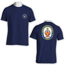 USS Winston S. Churchill T-Shirt, DDG 81 T-Shirt, DDG 81, US Navy Apparel, US Navy T-Shirt