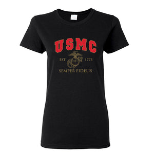 USMC shirt for women