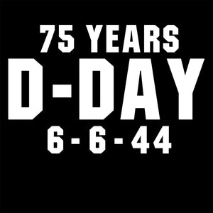 Ladies D - Day 75th Anniversary T-Shirt