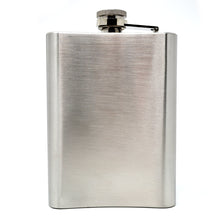 Stainless Steel Flask Back