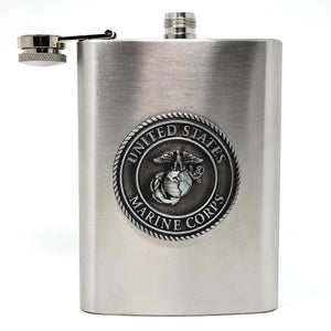 Stainless Steel EGA Flask