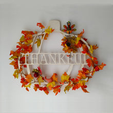 Load image into Gallery viewer, Thanksgiving Pumpkin Fall Wall Decor