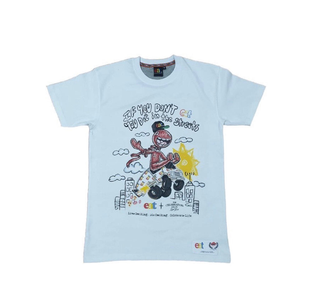 """SPECIAL DELIVERY"" TEE Collaboration with EAT"