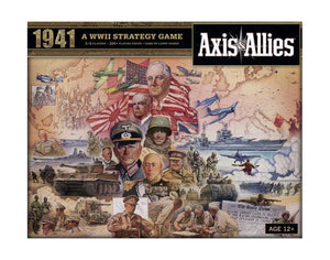 Wizards of The Coast Axis and Allies 1941 juego de mesa