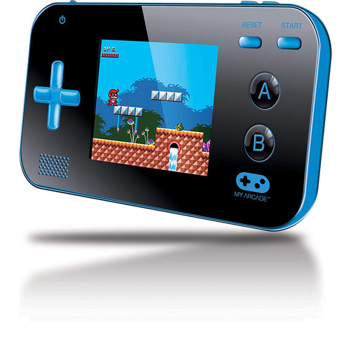 My Arcade Gamer V: Portable Gaming System - Blue/Black