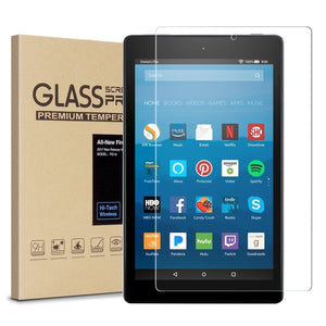 "Amazon Fire 7"" Tempered Glass Screen Protector"