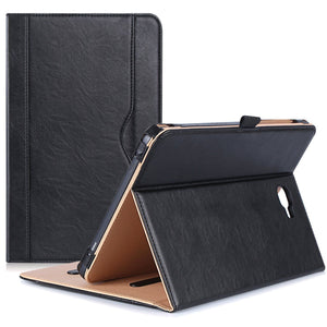 "Samsung Galaxy Tab A6 10.1"" (T580 T585) Luxury Magnetic Leather Smart Case"