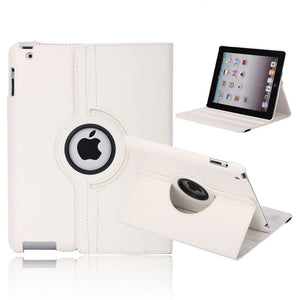 "iPad 9.7"" (2017/2018) - 360° Rotating Leather Case"