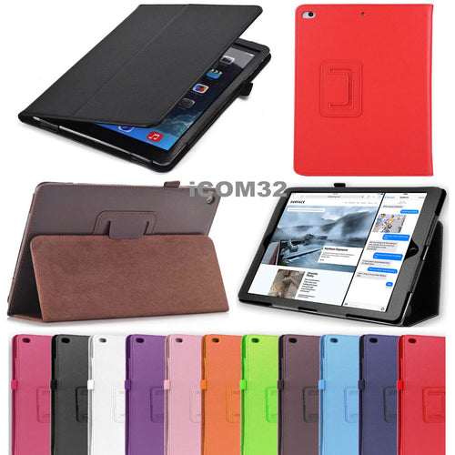 iPad Mini 1,2,3 - Magnetic Leather Case