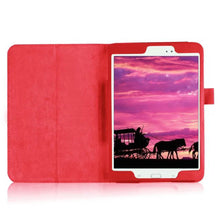 Load image into Gallery viewer, Samsung Galaxy Tab A6 10.1 (T580 T585) Leather Case