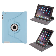 "Load image into Gallery viewer, iPad 9.7"" (2017/2018) - 360° Rotating Leather Case"