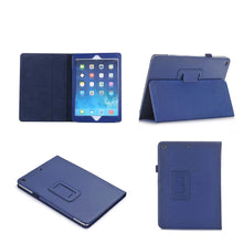 Load image into Gallery viewer, iPad Mini 1,2,3 - Magnetic Leather Case