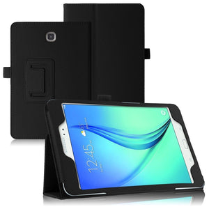 "Samsung Galaxy Tab A 9.7"" (T550 T555) Magnetic Leather Case"