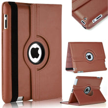 "Load image into Gallery viewer, iPad Pro 9.7"" - 360° Rotating Leather Case"