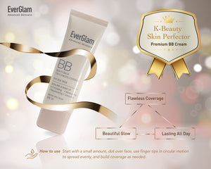 EverGlam K-Beauty Skin Perfector BB Cream