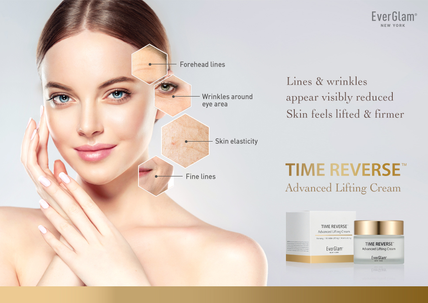 EverGlam TIME REVERSE™ Advanced Lifting Cream