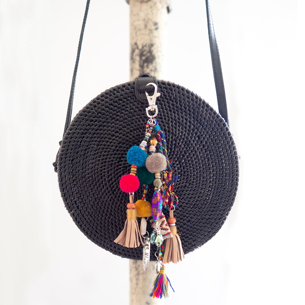 Dance with Me Boho Bag Charm