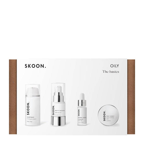 Starter Kit | Oily Face SKOON