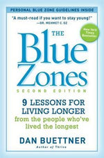 The Blue Zones BOOKS BOOKS