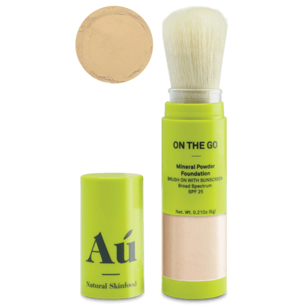 On the Go | Powder Sunscreen SPF25 Face AU Light