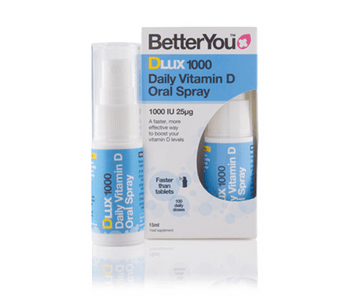 Oral Spray | DLux Vitamin D 1000