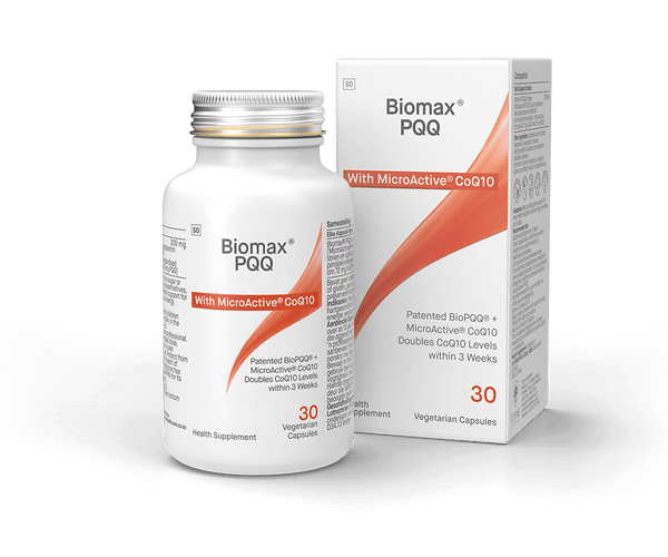 BiomaxPQQ | with CoQ10 Supplement COYNE HEALTHCARE 30 capsules