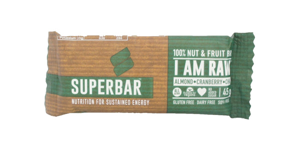Superbar | I Am Raw