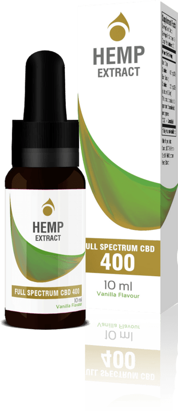 Full Spectrum Hemp CBD Extract