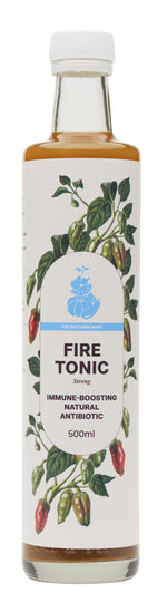 Fire Tonic Food THE OAKLANDS WHEY 500ml